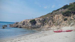 Tradimento in Gallura,  l investigatore in spiaggia